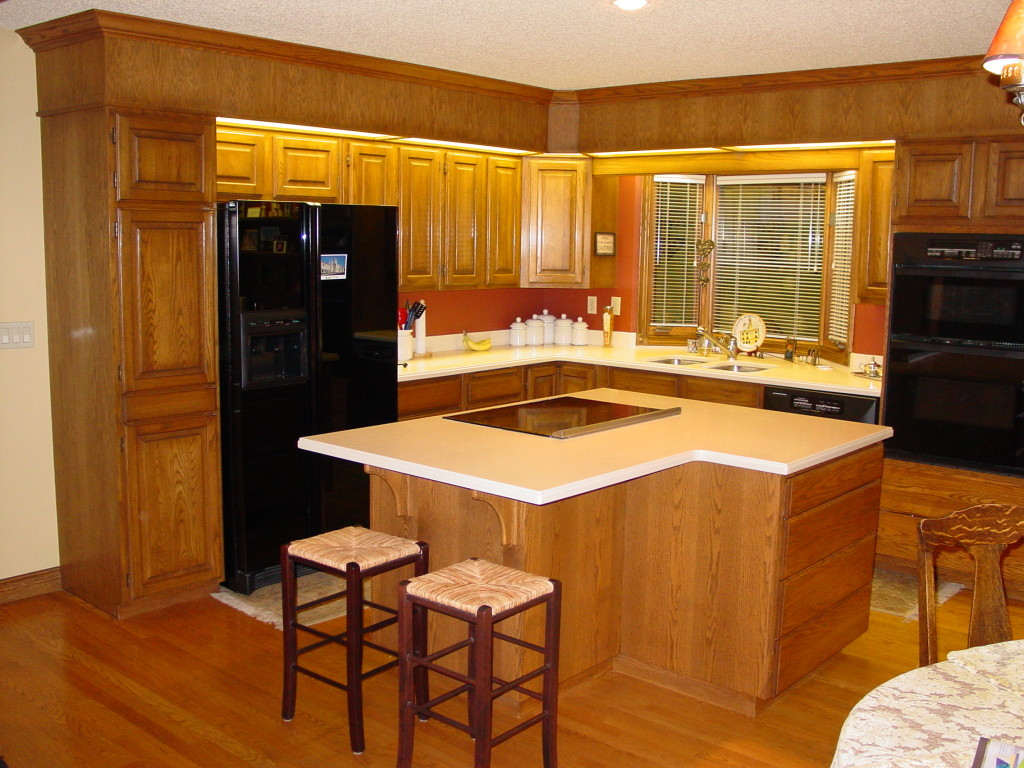 Kitchen Cabinet Refacing Calgary